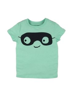 mask tee t-shirt Toddler Fashion, Fashion Kids, T Shirt Body, Flick Flack, Baby Kind, Kid Styles, Custom T, Kind Mode, Kids Wear