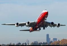 Boeing 747-8I
