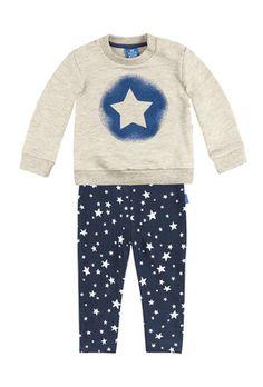 Conjunto Bebê Menina Composto Por Blusa E Legging