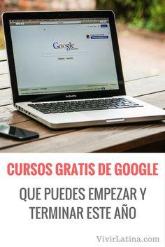 Ya has visitado los cursos gratis de Google? Aquí te contamos cuales son los cursos que puedes empezar y terminar este año. Solo necesitas Internet, tiempo y muchas ganas.