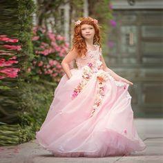 Mädchen Kleid Minna