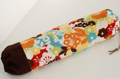 Fabric Plastic Bag Holder / Grocery Bag Holder / by SUZUYA on Etsy, $12.00