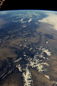 Wyoming to British Columbia.  Taken October 23, 2013.  KN from space.