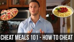 Cheat Meals 101: Guide to Diet Cheating- Thomas DeLauer