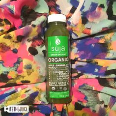 When you want a little more color out of life… #itsthejuice #suja
