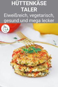 High Protein Recipes, Low Carb Recipes, Healthy Recipes, Healthy Meal Prep, Healthy Snacks, Mexican Food Recipes, Vegetarian Recipes, Sports Food, Slow Food