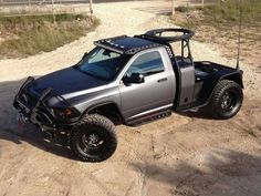"""This is what """"off-road badass"""" looks like"""