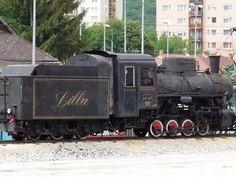 A Lilla mozdony, amely idén 60 éves. Commercial Vehicle, Steam Locomotive, Trains, Vehicles, Car, Vehicle, Tools