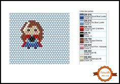 Peyote Beading Patterns, Loom Bracelet Patterns, Hama Beads Patterns, Seed Bead Patterns, Loom Beading, Seed Bead Projects, Beading Projects, Fuse Beads, Beads And Wire