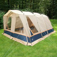 Outwell Bear Lake 6 2013 - Now with Panoramic Front and extended front canopy! | SSS Outdoors | Pinterest | Tents and Lakes & Outwell Bear Lake 6 2013 - Now with Panoramic Front and extended ...