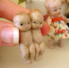 German bisque dolls