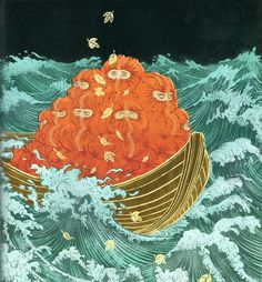 Yuko Shimizu - When I Opened My Eyes (2009) by peacay, via Flickr