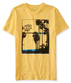 Shop Aeropostale for Guys and Girls Clothing. Browse the latest styles of tops, t shirts, hoodies, jeans, sweaters and more Aeropostale Aeropostale, Casual T Shirts, Cool T Shirts, Tee Shirts, Shirts For Teens Boys, New Print, Guys And Girls, Mens Tees, Printed Shirts