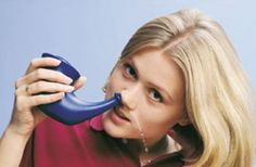 Lavaggi nasali negli adulti, una sana abitudine contro raffreddore e sinusite