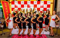 Nouba lined up the team for the one and only GR1D CLUB™ BUDAPEST - The Race After Party!