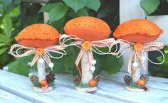 3 Pilze,Tilda Art,Herbstdeko,Sommer,Landhaus | Möbel U0026 Wohnen,