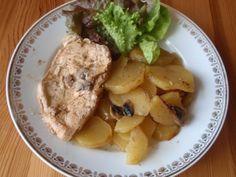 Fotorecept: Kuracie mäso pripravené v jánskom skle French Toast, Meat, Chicken, Breakfast, Food, Kitchens, Meal, Eten, Meals