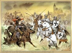 Northern Crusades c.1240s
