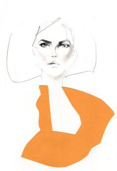Jason Lear Illustration: 12 Hours: Sketch 07