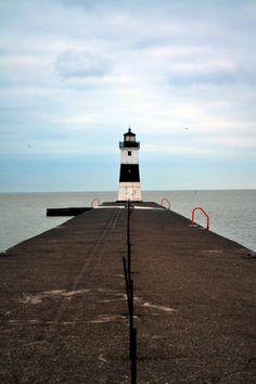 North Pier Lighthouse, Presque Isle, PA