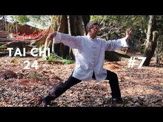 Tai Chi Forma 24 - Tutorial - clase # 7 - - YouTube Qi Gong, Kundalini Reiki, Yoga Mantras, Chi Chi, Exercise, Ancient Art, Amanda, Youtube, Gym