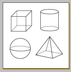Identifying Regular & Irregular Shapes worksheet