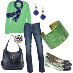 """""""Weekend Casual"""" by annabouttown on Polyvore"""
