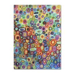 Sylvie Demers 'First Love' Gallery Wrapped Canvas Art