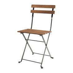 TÄRNÖ Cadeira dobrável IKEA Dobrável; poupa espaço ao guardar ou quando não está a uso.