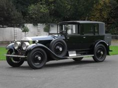 1926 Rolls Royce Springfield