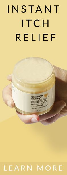 Want to live your life without the daily struggles of eczema? Made with pure honey and grated beeswax, Eczema Honey is safe, non-toxic and super effective at controlling the itch. Try our 100 all natural organic honey healing cream today! Natural Cures, Natural Healing, Natural Honey, Natural Beauty, Health Remedies, Home Remedies, Cold And Flu Medicine, Natural Medicine, Health And Beauty