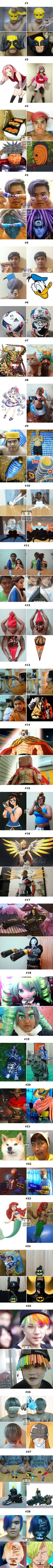 Cosplay Guy Strikes Again With Low-Cost Costumes Made From Household Objects (Lowcost Cosplay)