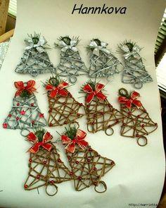 Читайте також також Ялиночка з паперу. Майстер-клас Ялинкові прикраси з мішковини (31 фото) Свіжі ідеї різдвяних віночків Ялинкові прикраси з паперу, багато фото та майстер-класи … Read More