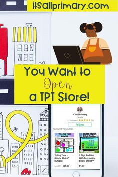 If you are thinking of starting a Teachers Pay Teachers™ store, then read this. I will provide you with a few important tips to start. A Youtube video is also provided. Feel free to check out my channel!