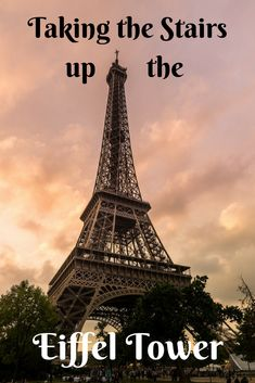 Standing in line and waiting on an elevator not your thing! Planning on taking the stairs up the Eiffel Tower? The Eiffel Tower in Paris, France can be a challenging place to visit.  Here are 10 things you should know before going to the Eiffel Tower.   via @matdifference