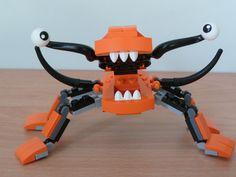 LEGO Mixels FLEXERS MAX Mixels Serie 2 Lego 41515 Kraw Lego 41516 Tentro Lego 41517 Balk instructions video