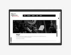 "Check out new work on my @Behance portfolio: ""Web: European Philharmonic of Switzerland"" http://be.net/gallery/52752807/Web-European-Philharmonic-of-Switzerland"