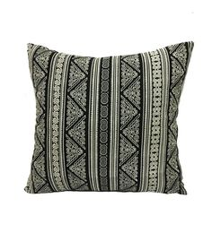Pillow Case Cushion Cover With Cotton Printed by HomemadeThailand