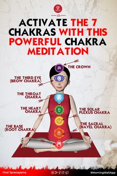 While revolving around the Meditation world, Chakra Meditation is what we here near around that. There are a lot of people, meditation centers, Guru's which claim to have opened their Chakras. Not sure, if they have done so, but surely it is not something you can do in a day or month. The Meditation takes a lot of time a practice. Meditation Steps, Meditation Center, Meditation Benefits, Daily Meditation, Chakra Meditation, Sacral Chakra, Throat Chakra, Chakra Healing, 7 Chakras In Body