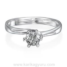 from the Rothem Collection. Fairy Tales, Dream Wedding, Jewelry Accessories, White Gold, Wedding Rings, Wakefield, Engagement Rings, Pure Products, Diamond
