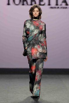 Mercedes Benz Fashion Week: Roberto Torretta Otoño-Invierno 2017/18