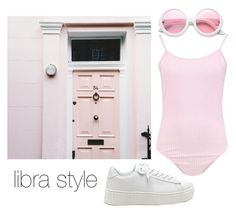 """""""zodiac: libra"""" by jonnagoransson ❤ liked on Polyvore featuring art"""