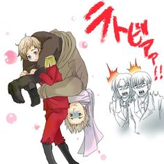 hetalia latvia 'carrying' russia. XD- WHAT IS THIS SOMEONE WAS MISUSING THEIR ARTISTIC ABILITIES AGAIN FOR EVILL