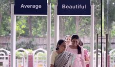 """Dove Asked Women To Pick To Go Through """"Beautiful"""" Or """"Average"""" Door, The Results Send A Powerful Message"""