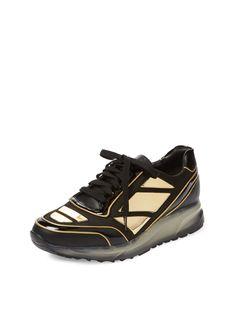 Metallic Sneaker by Alejandro Ingelmo at Gilt