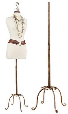 Cobblestone Base for Dressmaker Forms