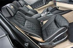 square quilted seats - Google Search