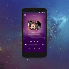 #dailyui - 009 A music player