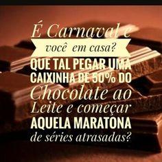 Prepara o estoque porque o Carnaval é longo 😅  #écarnaval #chocolatesjupara