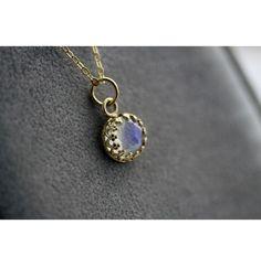 Rainbow moonstone pendants back in stock in the webstore!